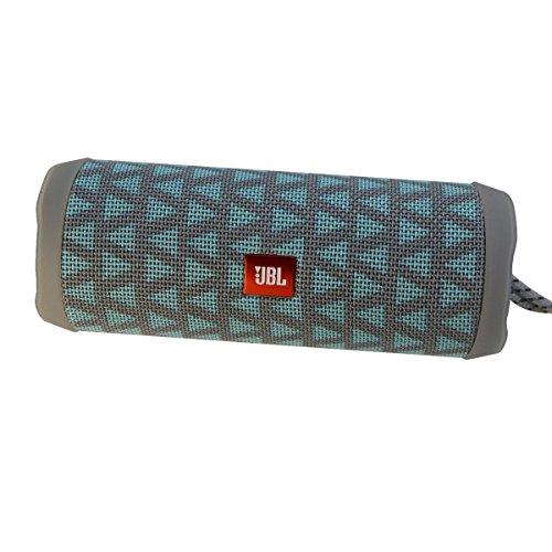 JBL Flip 4 Waterproof Portable Bluetooth Speaker (Special Edition - Trio) - (Renewed)
