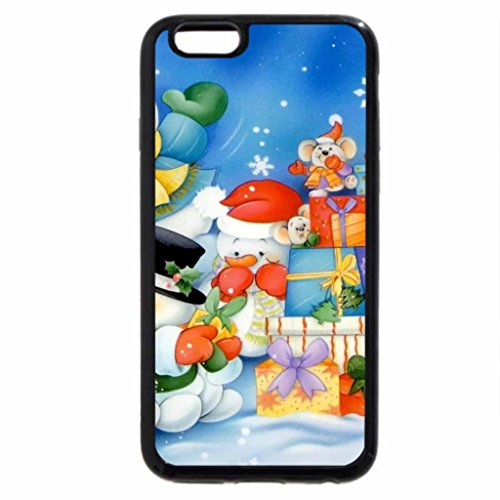 iPhone 6S / iPhone 6 Case (Black) CHRISTMAS FOREVER