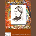Sarah Orne Jewett: Collected Stories Audiobook by Sarah Orne Jewett Narrated by Tana Hicken