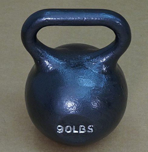 TDS 90 lb. Wide Handle Kettlebell