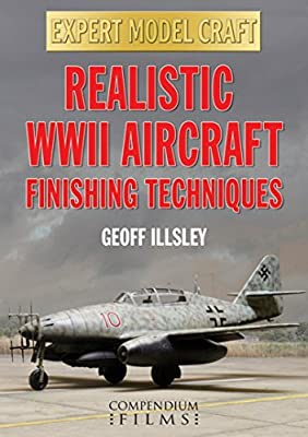Realistic WWII Aircraft Finishing Techniques [DVD] [Region ALL] [NTSC]