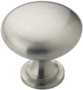 Knopf knob mit Schraube almond 5x Potiknopf Classic gerillt 25mm mandel