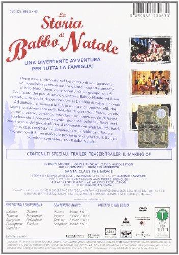 La Storia Babbo Natale.Amazon Com La Storia Di Babbo Natale Movies Tv