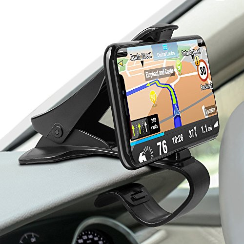 Dashboard-Phone-Holder-Komake-Car-Phone-Holder-Universal-NonSlip-Dashboard-Car-Mount-Holder-Adjustable-Safe-Driving-for-iPhone-Samsung-Galaxy-Huawei-HTC-GPS-Smartphone-Holds-Up-to-65-inches-Device
