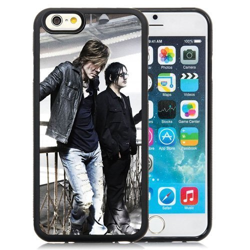 Personality customization Custom Goo Goo Dolls House Light Band Haircuts iPhone 6 4.7 inch cell phone case At LINtt Cases