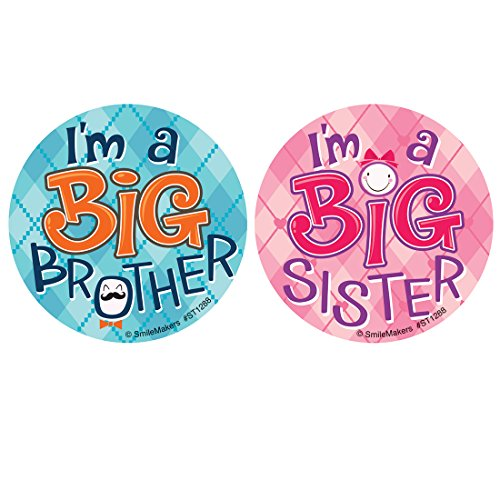 im-a-big-brother-sister-stickers-prizes-and-giveaways-100-per-pack