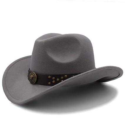 Un magnífico sombrero Sombrero de vaquero occidental Gorras de viaje para  mujeres Sombreros de hombre Sombreros b055259ef12