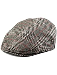 Infant Toddler Kids and Baby Boy's Hat Houndstooth Driver Cap 5 sizes