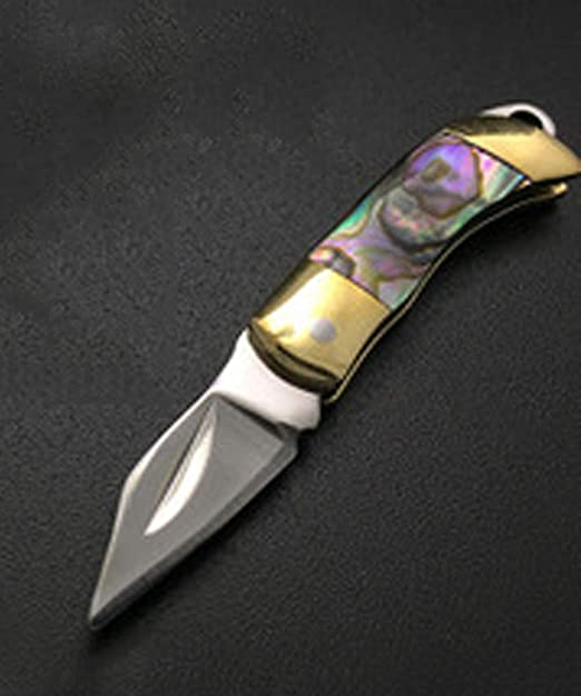 Amazon.com: Fon Alley - Mini cuchillo para llavero: Home ...