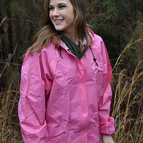 Frogg Toggs Ultra-Lite 2 Rain Jacket Women/'s Pink Size X-Large