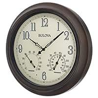 BULC4813 - Bulova Corp Weather Master Wall Clock