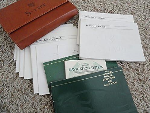 2001 jaguar s type s type owners manual with navigation jaguar rh amazon com 2004 Jaguar S Type eBay 2004 Jaguar S-Type Problems