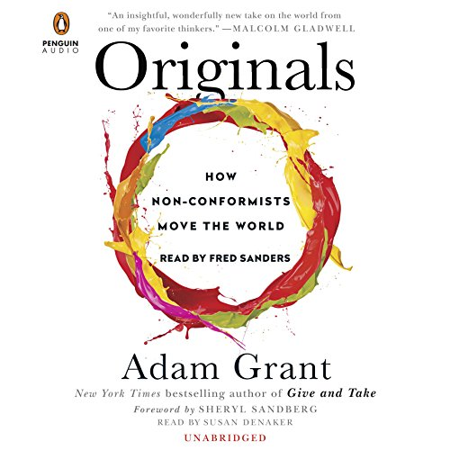 Pdf Business Originals: How Non-Conformists Move the World