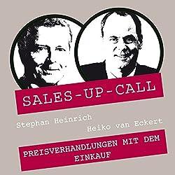 Preisverhandlungen mit dem Einkauf (Sales-up-Call)