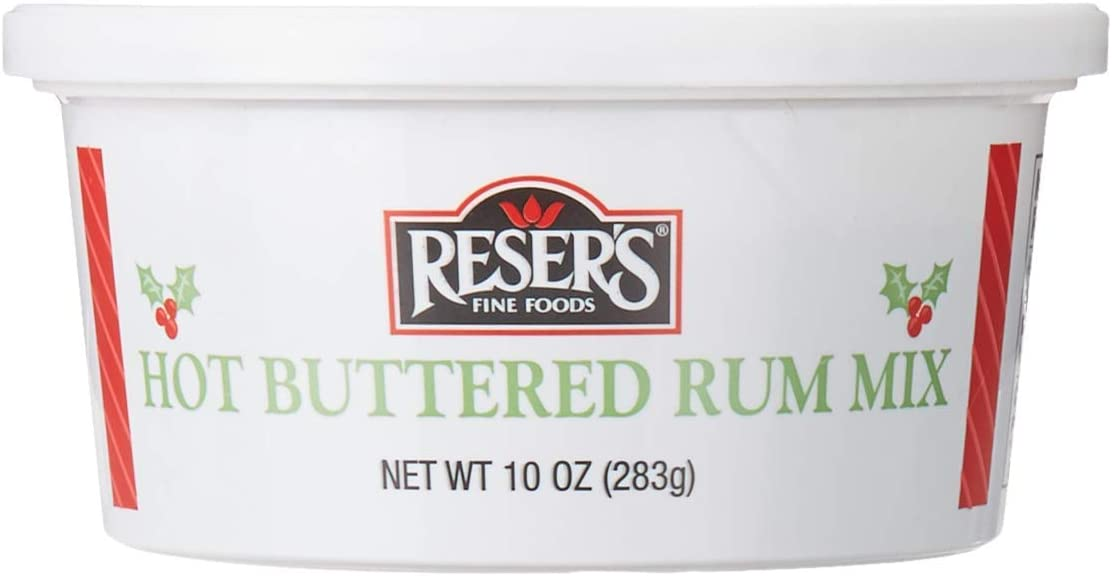 Resers Gourmet Hot Buttered Ron Mix 10 oz.: Amazon.es ...