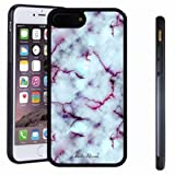 iphone 7 8 Plus case, SoloShow(R) Slim Shockproof TPU Soft Case Rubber Silicone for Apple iphone 7 8 Plus [Marble k]