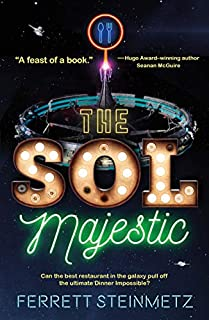 Book Cover: The Sol Majestic: A novel