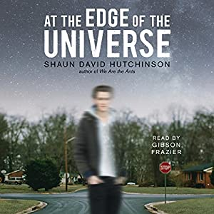 At the Edge of the Universe Hörbuch