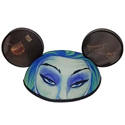 8ef1f738fed Amazon.com  Disney Parks Mickey Mouse Ears Hat Madame Leota Haunted Mansion  NLA NEW  Toys   Games