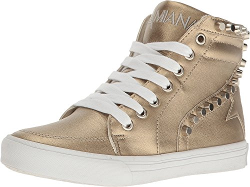 Little A5434 Big Gold Pearl Kid Womens Pu 15 Adult Amiana Kid Toddler IxwUp7HqB