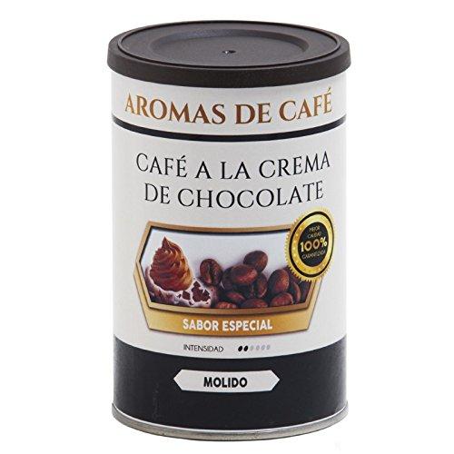 Aromas de Café - Café a la Crema de Chocolate 100% Arábica Tostado en Grano