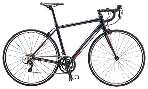 シュウィン 2017 FAST BACK 2 アルミロードバイク B079GRQV1V M/L53cm 170-180cm|ネイビーブルー ネイビーブルー M/L53cm 170-180cm