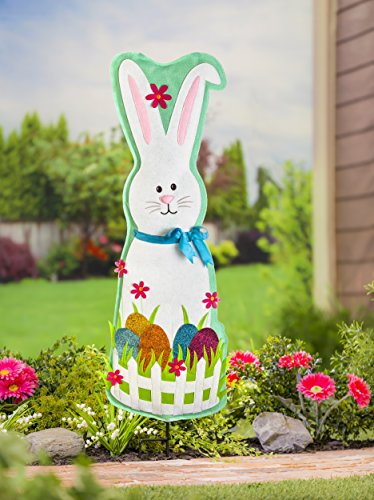 Outdoor Lighted Easter Bunny in US - 3