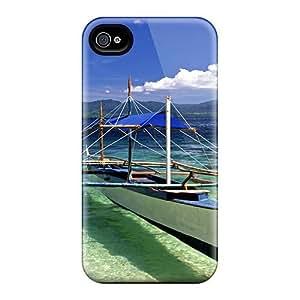 Fashion Design Hard Case Cover/ MdSliRP3133kbjng Protector For Iphone 4/4s