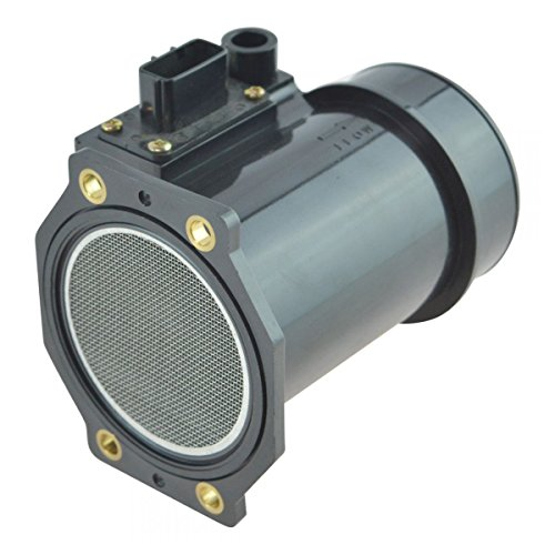 Mass Air Flow Meter Sensor w/Housing MAF for Nissan Altima 240SX ()