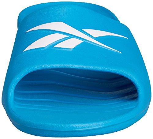 Far VI Out Reebok Jclip Blue Blau Badeschuhe Kobo White Damen Yqq54w