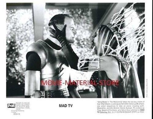 "Pat Kilbane Nicole Sullivan Mad TV Model 8x10"" Photo #K4386"