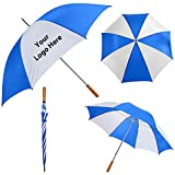 60'' Jumbo Golf Umbrella - 25 Quantity - $12.75 Each - PROMOTIONAL PRODUCT / BULK / BRANDED with YOUR LOGO / CUSTOMIZED