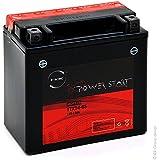 NX - Batterie moto YTX14-BS 12V 12Ah