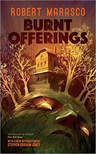 Burnt Offerings book cover