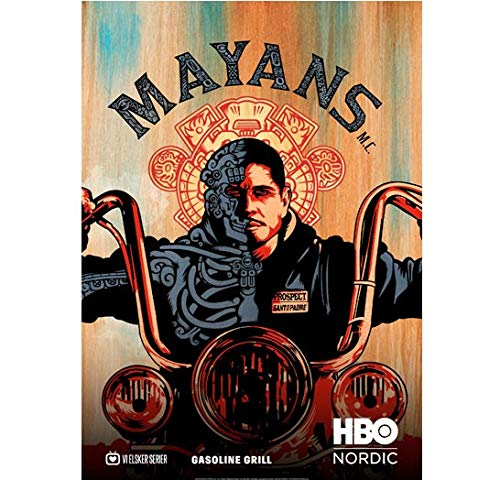 - Mayans M.C. JD Pardo as Ezekiel