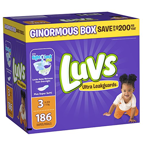 Luvs-Ultra-Leakguards-Diapers-Size-3-186-Count