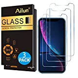 Ailun-Glass-Screen-Protector-for-iPhone-XR-61inch-2018-Release3-Pack-Tempered-Glass-Screen-Protector-Compatibl