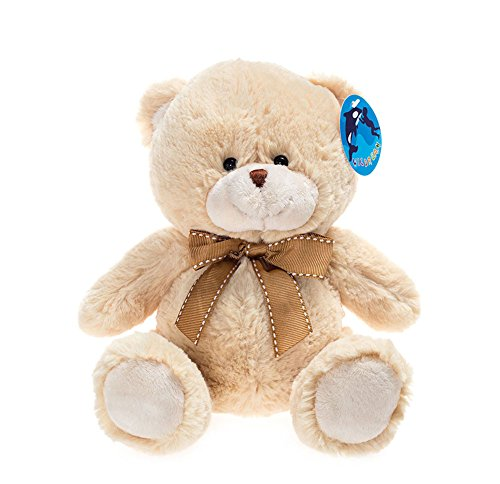 WILDREAM My First Teddy Bear Plush, 8 inches]()