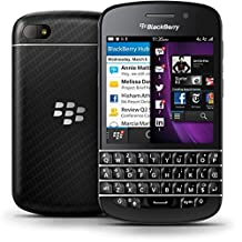 Blackberry Q10 Smartphone Factory Unlocked Black