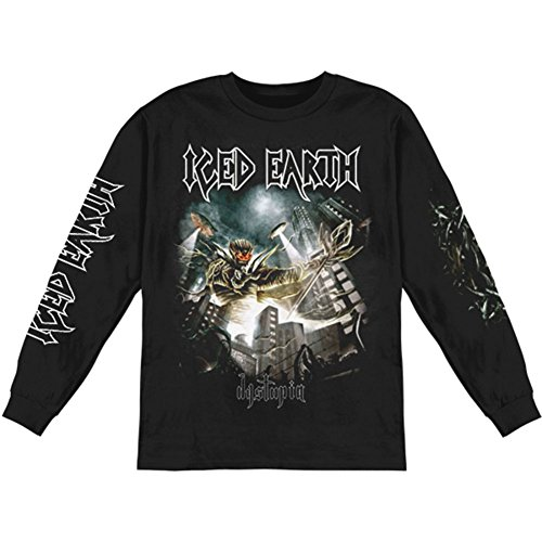 iced earth shirt - 6