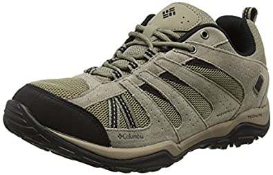Columbia Men S North Plains Drifter Hiking Shoes