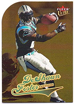 e4db0af1c DeShaun Foster 2004 Fleer Ultra Gold Medallion  58 - Carolina Panthers