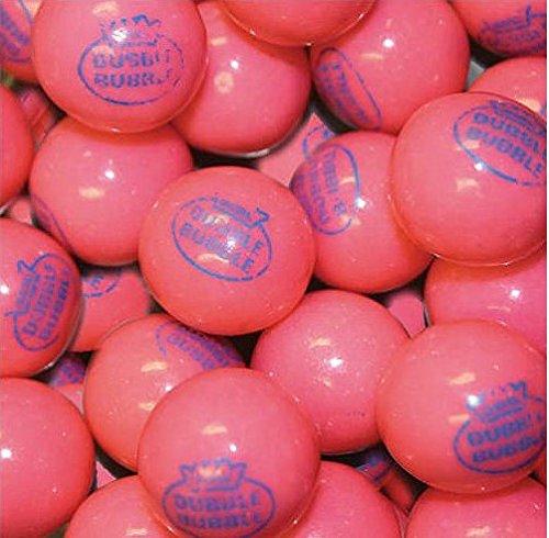 Dubble Bubble Pink 1928 Original 24mm Gumballs 1