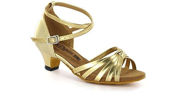 Tango Performance Shoes Viki Girls Ballroom Dance Shoes Liki Little Girls Latin Dance Shoes Girls Salsa Dance Shoes
