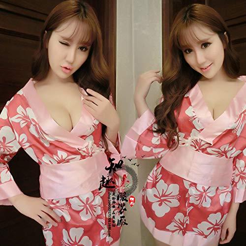 KEDCD Bondage Uniformes Sexy, Mujer, Flores de Cerezo Sexy de Mujer, Sexy, tentación. 0f8f0a