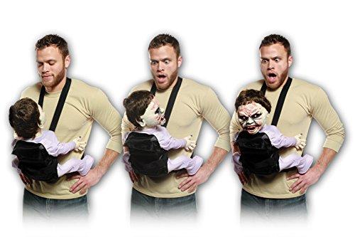 Morbid Enterprises Baby Harness Spinner Boy, Yellow/Purple/Brown/Black, One Size]()