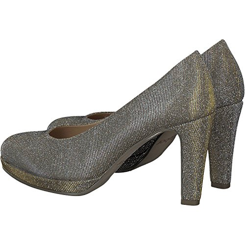Mujer Platinum Zapatos 41 De 27 Tacón Gabor vnXaBqYWW