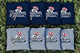 Victory Tailgate 8 Staten Island Yankees MiLB Regulation Corn Filled Cornhole Bags