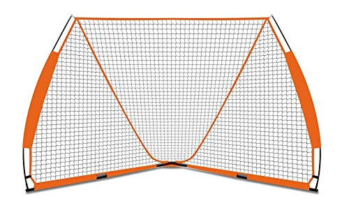 BenefitUSA 6'x6' Portable Lacrosse Folding Goal with Carry Bag