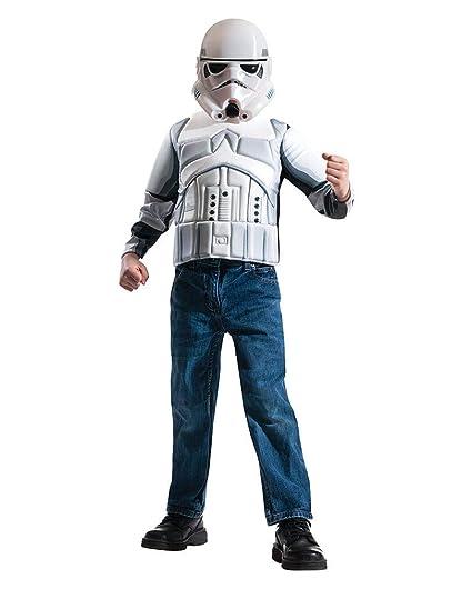 Horror-Shop Stormtrooper de traje determinada: Amazon.es ...